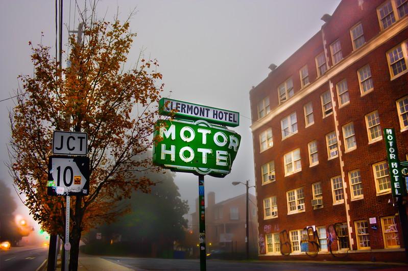 Claremont Hotel, Poncey Highlans