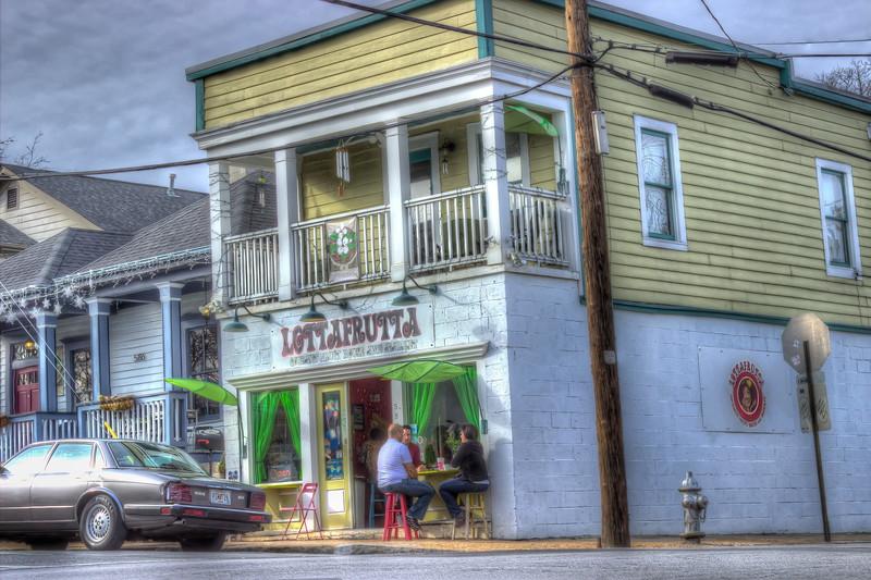 LottaFrutta, Fourth Ward Atlanta