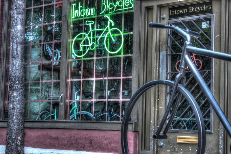 Intown Bike Shop