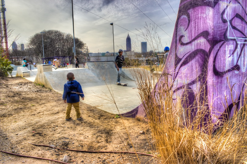 Beltline Skate Park, Atlanta