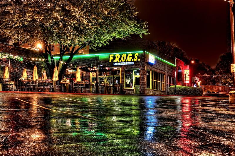 FROGS Cantina Midtown Atlanta