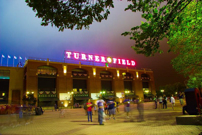Turner Field, Atlanta