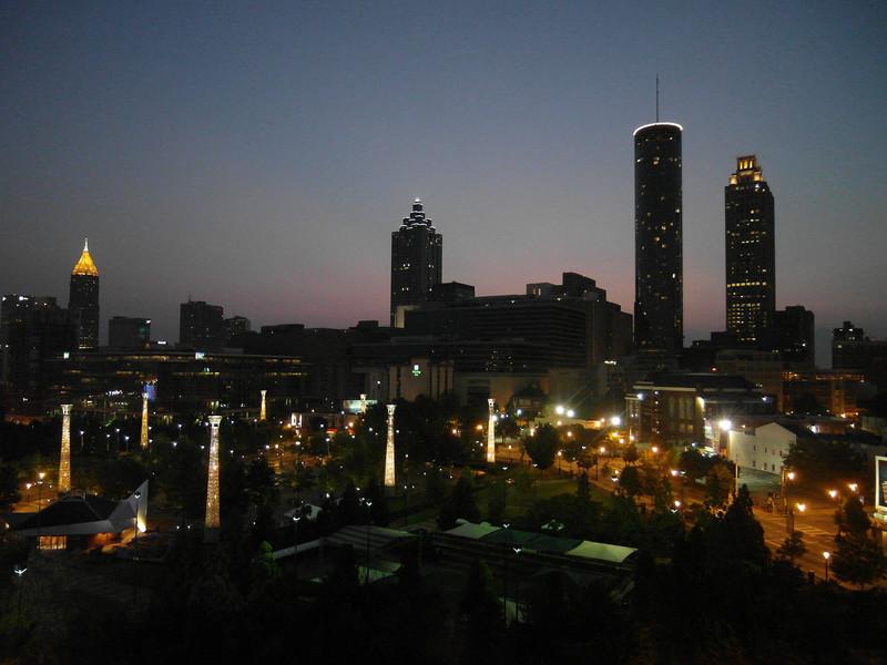 Atlanta at Dawn