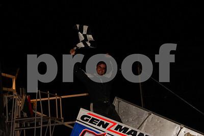 Attica Raceway Park ALMS'15