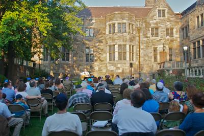 August 2011 Rose Garden Service