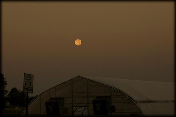 August 2012 Full Moon