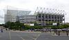 St James Park Newcastle 10th August 2013