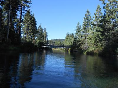 Truckee River raft trip
