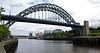 Tyne Bridge Newcastle 10th August 2013