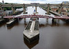 Newcastle bridges 10th August 2013