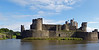 Caerphilly Castle - Sunday 18th August 2013