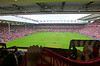 View from the Kop - Liverpool 4 Borussia Dormund 0