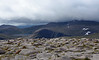 Snow patches on Ben Macdui on Saturday 6th August 2016