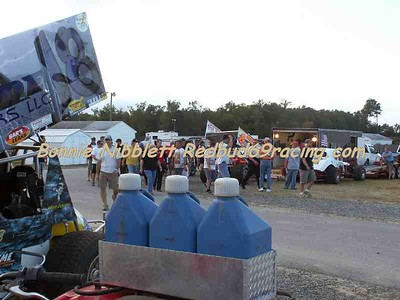 August 23, 2008 Redbud's Pit Shots Delaware International Speedway