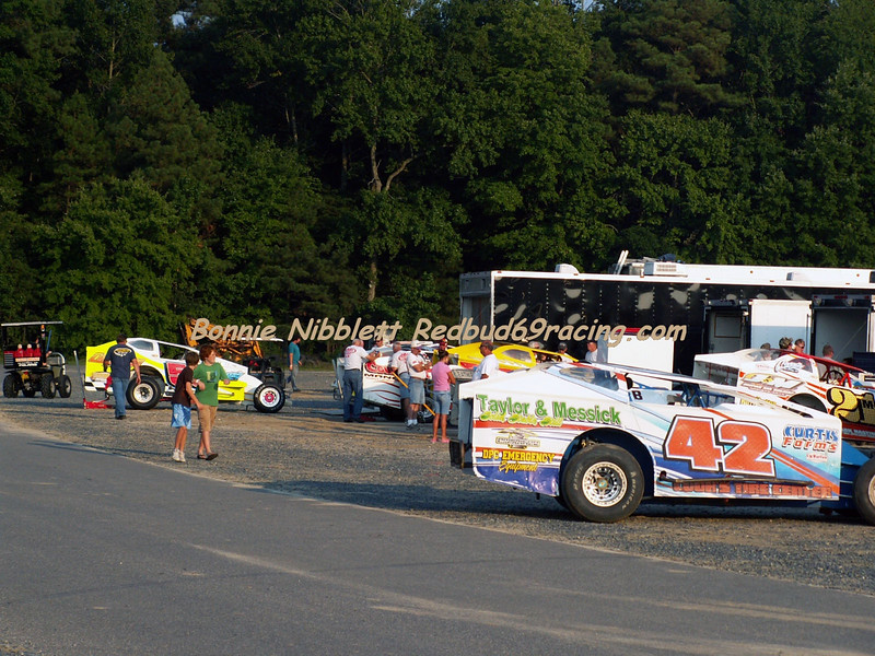 August 25, 2007 Redbud's Pit Shots Delaware International Speedway