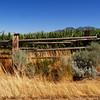 Desert farming near Spanish Fork, UT