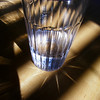 Is the glass half empty or half full?  On Jill's table