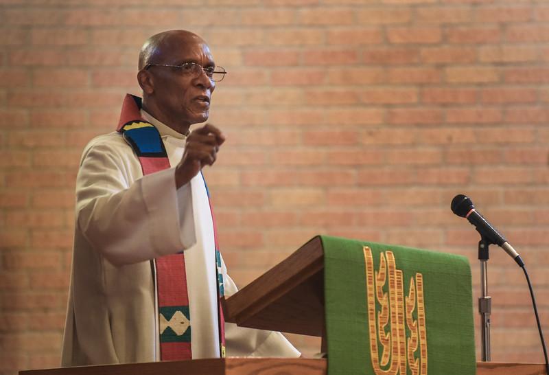 Augustana Lutheran Church, Houston | Pastor Walter Little