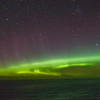 Aurora australis - for once, great with the naked eye too