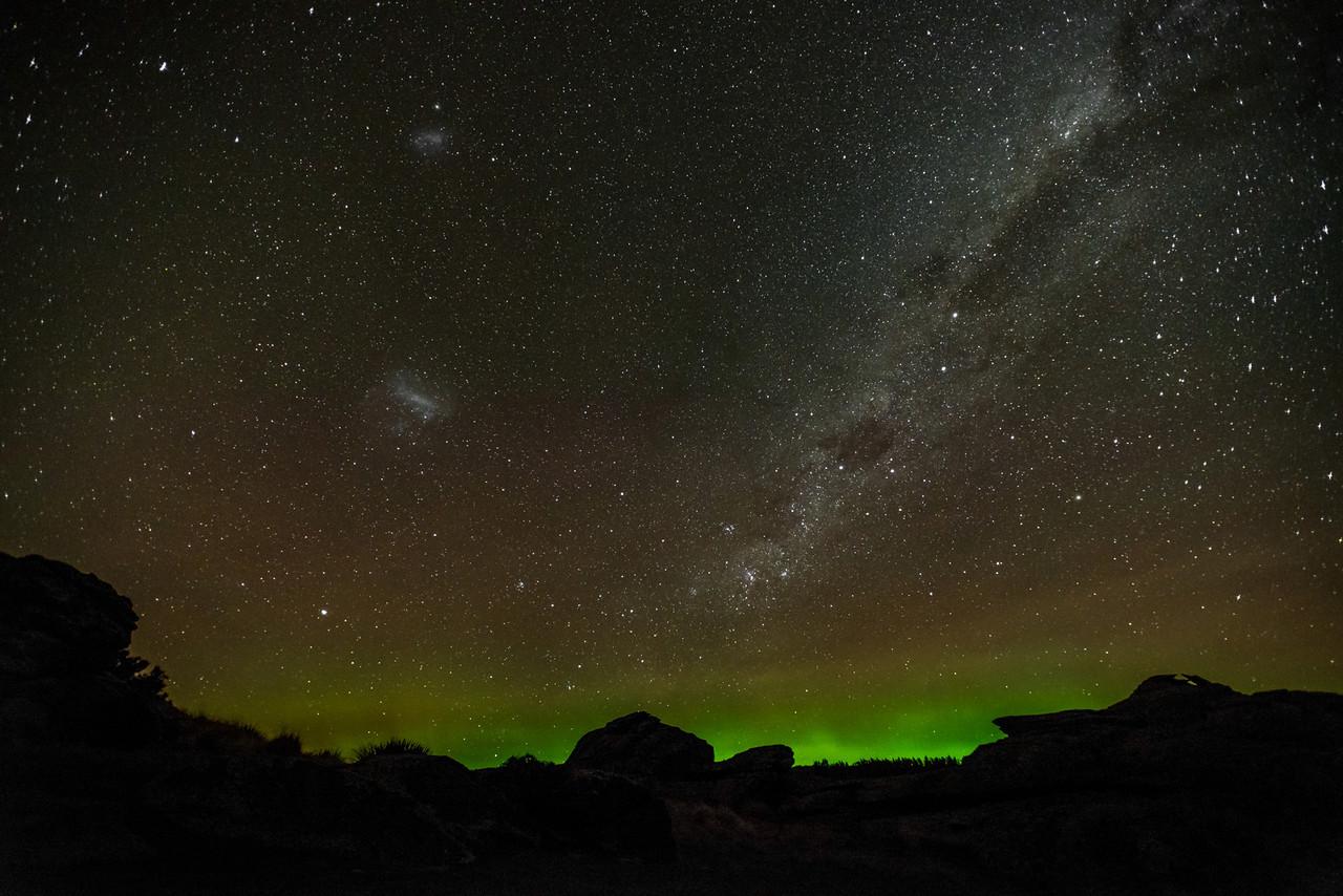 Aurora Australis, Middlemarch