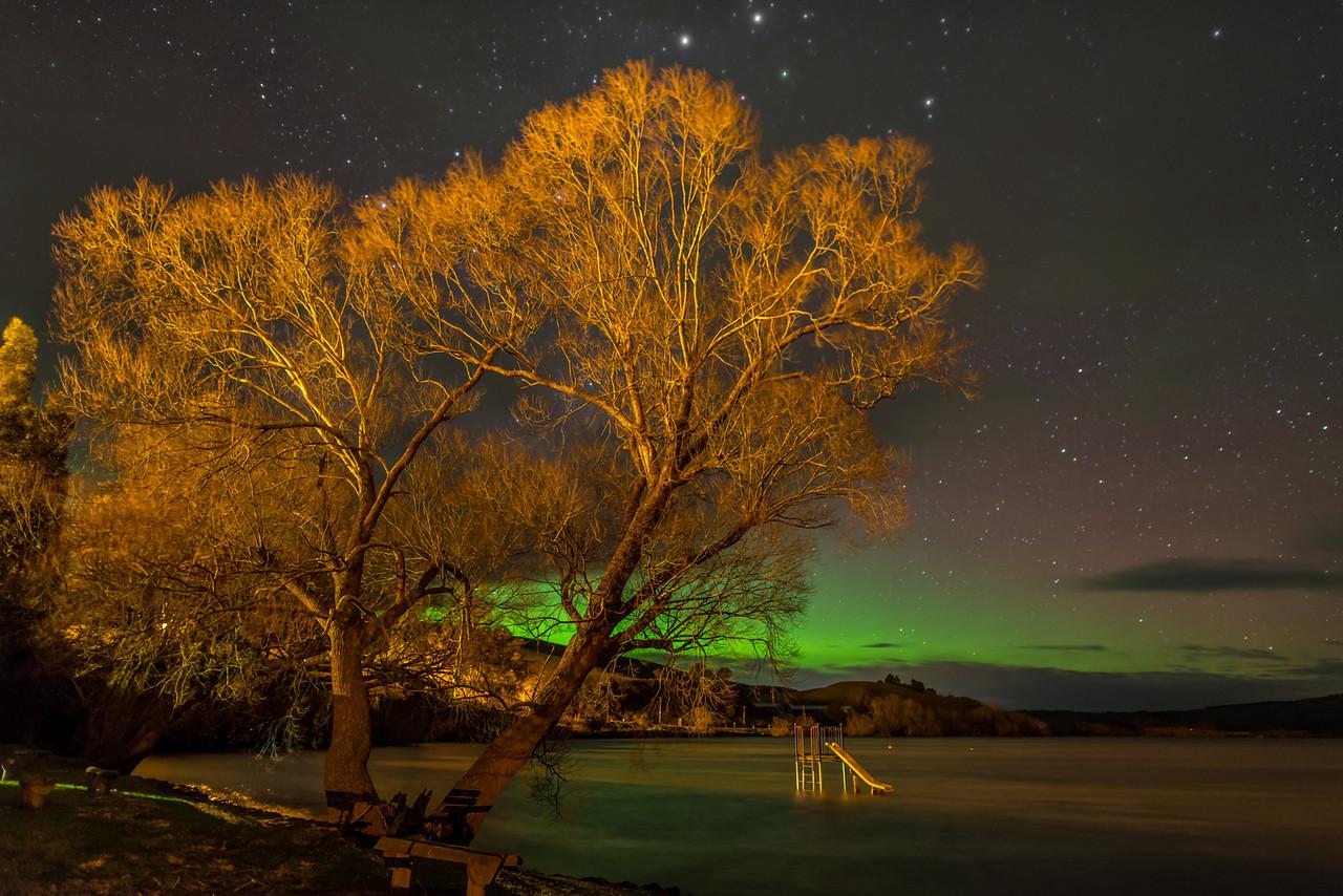 Aurora Australis, Waihola