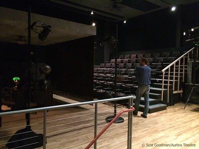 Aurora Theatre Building Harry's UpStage Apr 2014