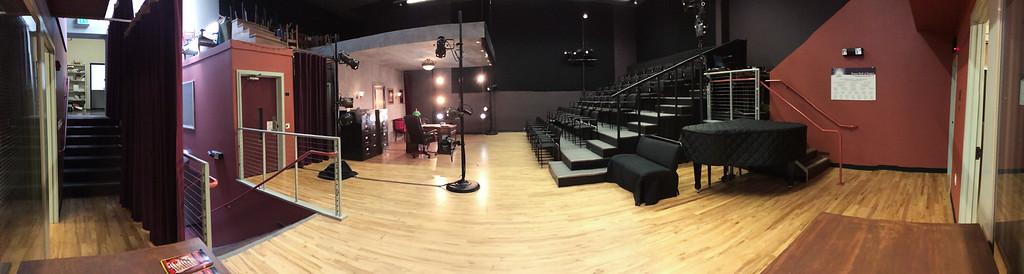 Aurora Theater Harry's Stage