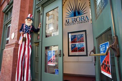 Aurora Best Man Opening Night