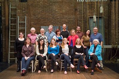 Aurora Staff Fall 2010