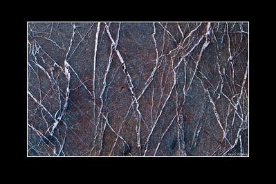 Steinadern - Strukturen in SteinStructures in Stone - mehr dazu in meinem Blog: Steinadern