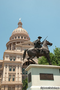 The Austin Capitol Building.
