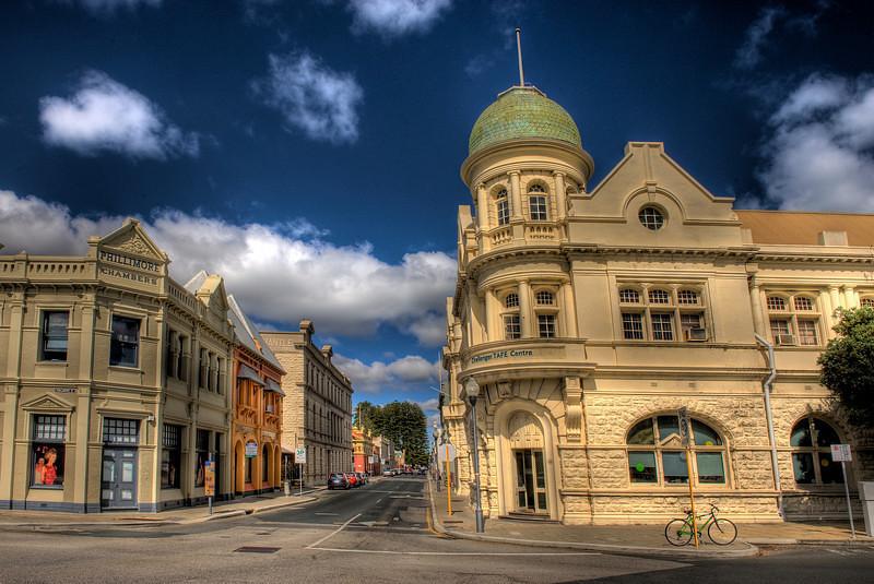 Freemantle, Australia HDR.