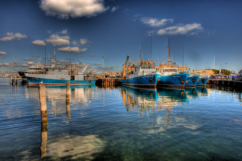 Freemantle, Australia HDR.