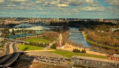 Melbourne, Australia HDR.