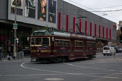 We love the Melbourne trams.