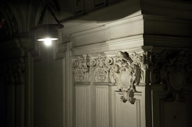 Vienna, inside some house