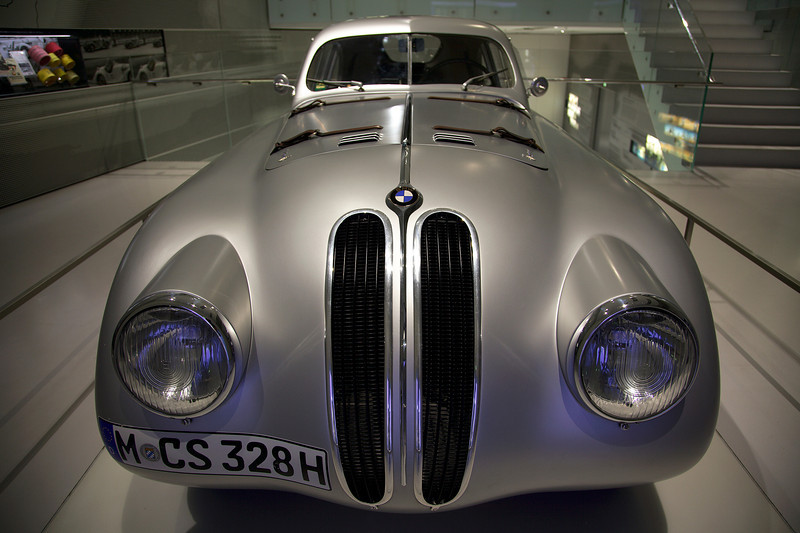 Munich, BMW museum