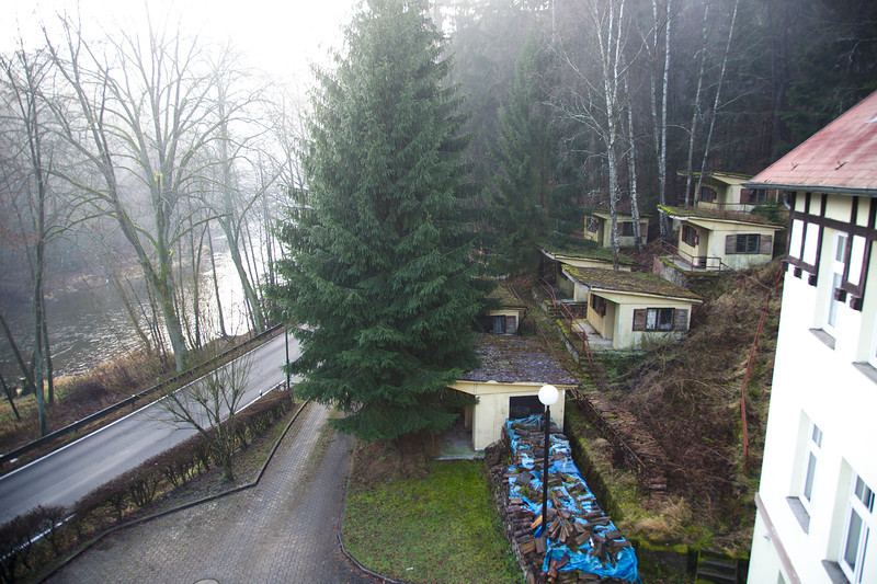 Karlovy Vary, Pension Hubertus