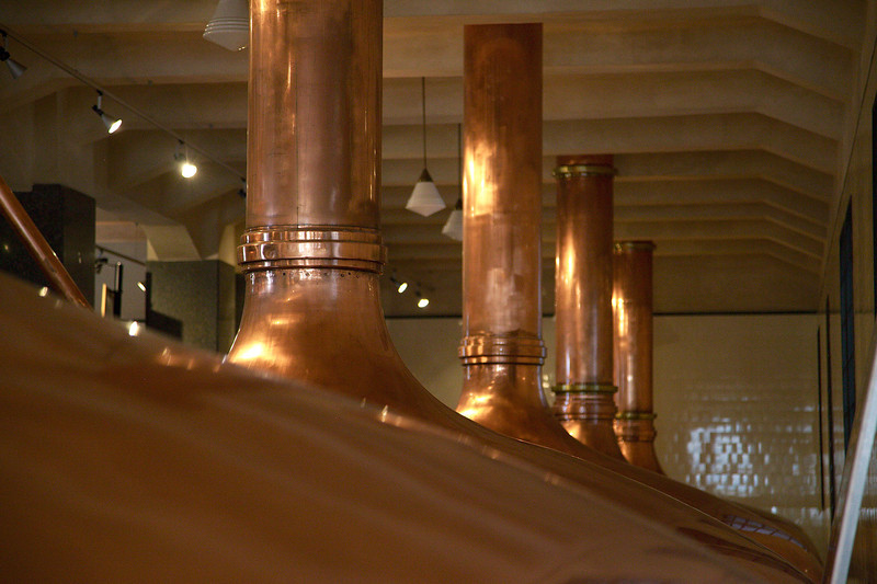 Plzen, Pilsner Urquell brewery