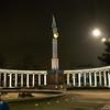 Russian memorial WWII