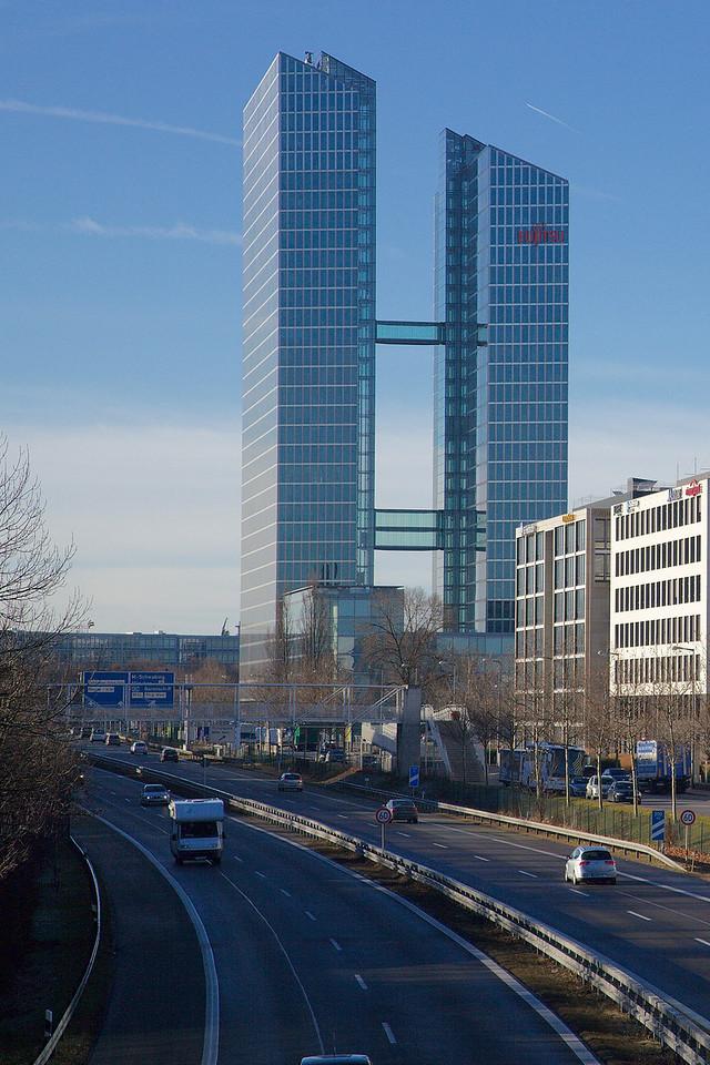 Munich, Fujitsu office