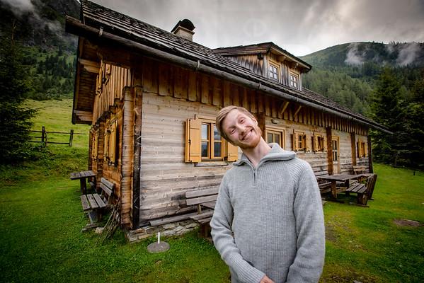 Alm Hütte und Mehrtages Abenteuer