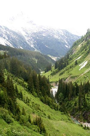 Austria,Switzerland holiday