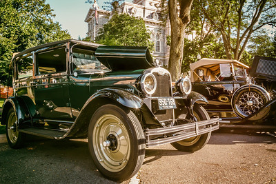 Photographed during the 2013 Lite the Nite car show in downtown Newark, Ohio on September 7, 2013.
