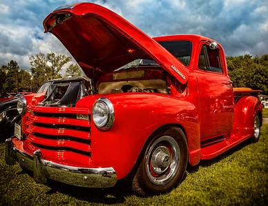 Photographed during the Heart Of Ohio USA Days Car Truck and Motorcycle Show in Centerburg, Ohio on September 13, 2015 by Joe Frazee.