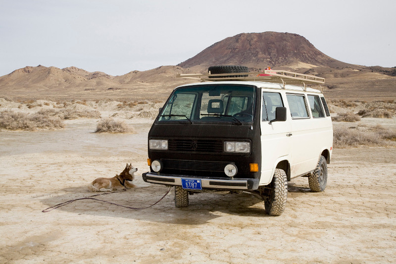 North America, Nevada, Lander County, Smith Creek Valley, Playa