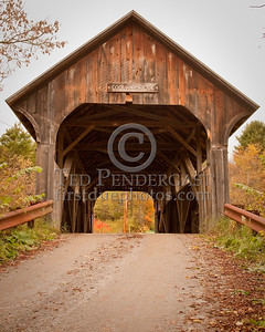 Coburn Bridge - Plainfield, VT