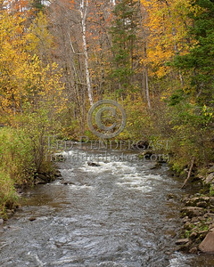 Molly's Brook - Power Plant Rd - Marshfield, VT