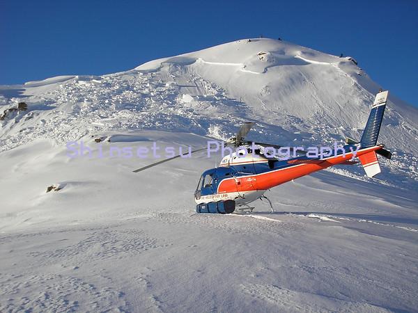 Avalanche shots