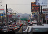 """Fig 7.1 / New photo of Mexico City / Need to replace pick-up because photographer is on the """"do not use"""" list<br /> <br /> Choice 6 of 12<br /> <br /> B6WWWW Mexico, Mexico City. Rush hour traffic on the Boulevard Periferico."""
